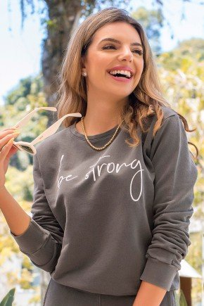 blusa de moletom feminina be strong hiatto estonada 11f0002 002 3
