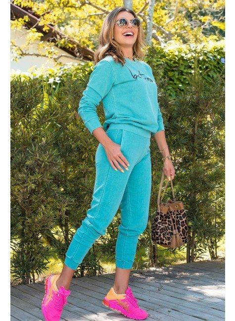 blusa de moletom feminina be strong hiatto estonada 11f0002 007 4