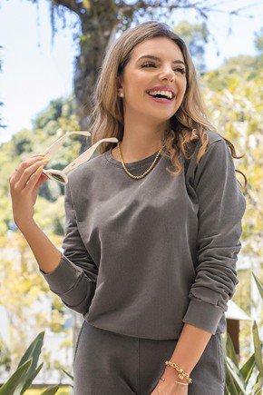 11f0006 002 blusa de moletom feminina basico hiatto estonada preto conjunto estonado 1