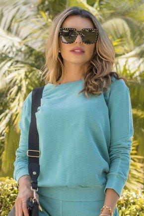 11f0006 007 blusa de moletom feminina basico hiatto estonada verde conjunto estonado 2