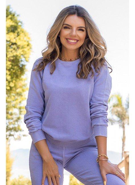 11f0006 54 blusa de moletom feminina basico hiatto estonada lilas conjunto estonado 2