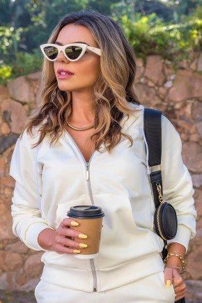 10f0019 039 jaqueta feminina basica off white 2