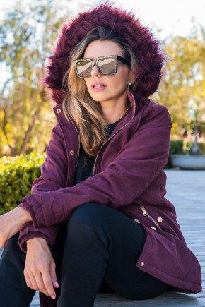12f0002 039 casaco feminino hiatto sarja bordo 5