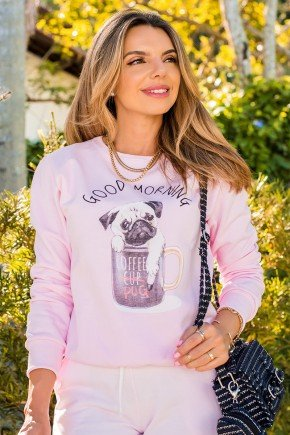 11f0045 028 blusa de moletom feminino hiatto good morning rosa 3