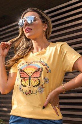 02f0099 camiseta feminina hiatto butterfly 2