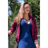 10f0001 11 jaqueta corta vento feminina lisa com capuz impermeavel bordo 1
