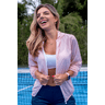 10f0001 14 jaqueta corta vento feminina lisa com capuz impermeavel rose 1