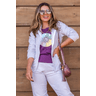 15f0004 54 conjunto de plush feminino calca jogger jaqueta com capuz e bolso lilas 1