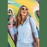15f0004 56 conjunto de plush feminino calca jogger jaqueta com capuz e bolso azul claro 3