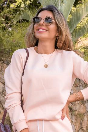 11f0033 15 blusa de moletom feminino living salmao 3