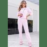 11f0033 14 blusa de moletom feminino living rosa 3