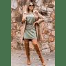 15f0002 027vestido de malha t shirt hiatto estonado verde musgo 3