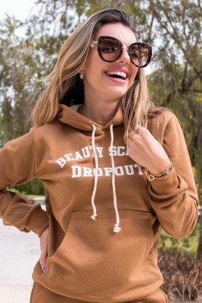 11f0046 24 blusa de moletom feminino hiatto dropout ocre 3