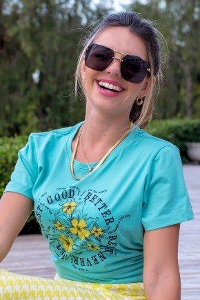 02f0104 08 camiseta feminina hiatto good better turquesa 1