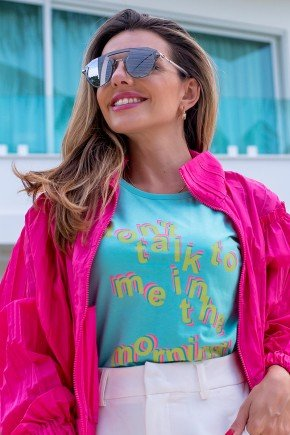 02f0097 08 camiseta feminina hiatto morning turquesa 1