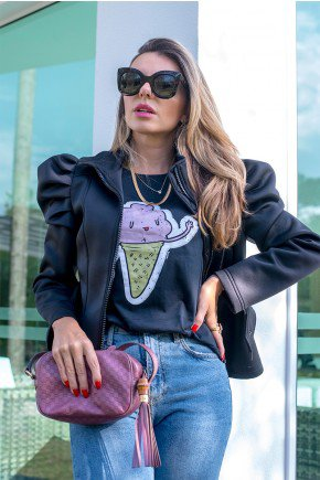 02f0102 02 camiseta feminina hiatto sorvete preto 1
