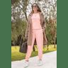 15f1009 67 conjunto blusa de moletinho feminino neon basico calca feminina jogger hiatto moletinho neon laranja 1