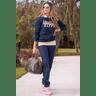 11f0050 06 blusa de moletom feminino hiatto choose happy marinho 2
