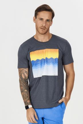 02m0303 camiseta masc tinta estampada tropi colors mescla grafite 2