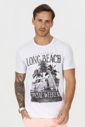 02m0308 camiseta masc tinta estampada long beach branco 1
