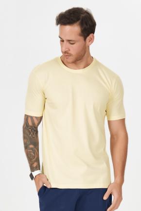 02m0135 camiseta masculina basica hiatto amarelo 2