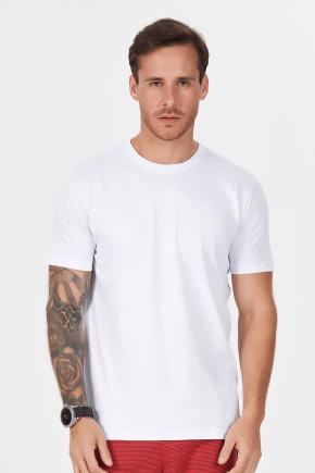 02m0135 camiseta masculina basica hiatto branco 1