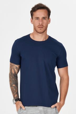 02m0135 camiseta masculina basica hiatto marinho 1