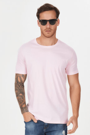 02m0135 camiseta masculina basica hiatto rosa 1