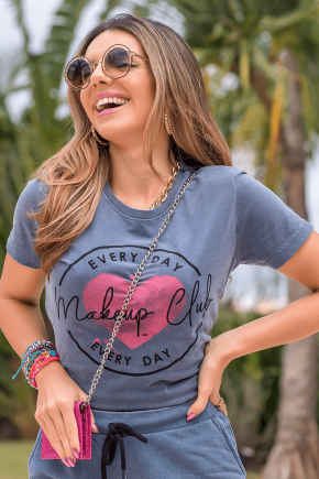 02f0117 camiseta feminina estonada makeup club hiatto marinho 2