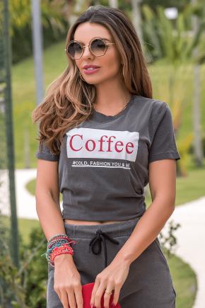 02f0086 camiseta feminina estonada coffe hiatto preto 1